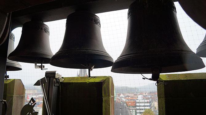Glockenspiel von Saarbrücken
