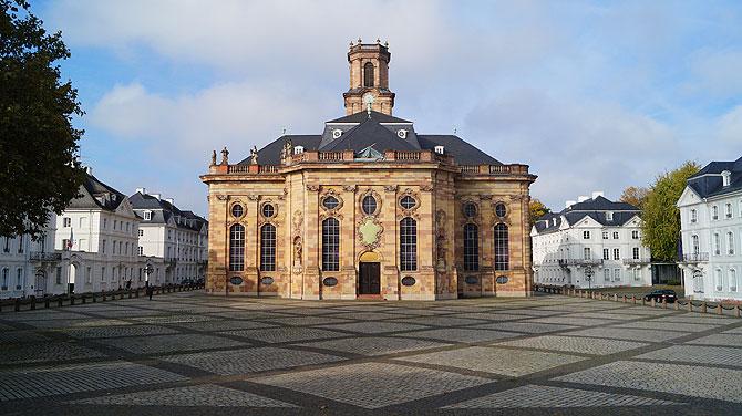 Ludwigkirche Saabrücken