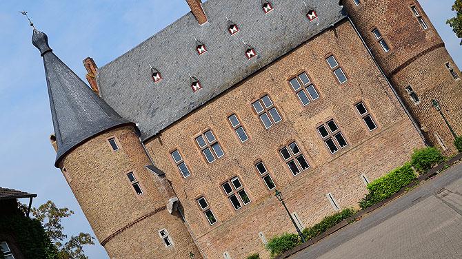 Burg Konradsheim ist eine tolle Location für Hochzeiten.