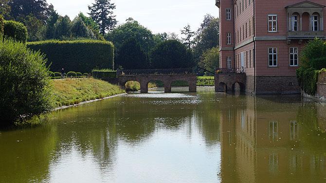 Richtig schöne Schlossanlage