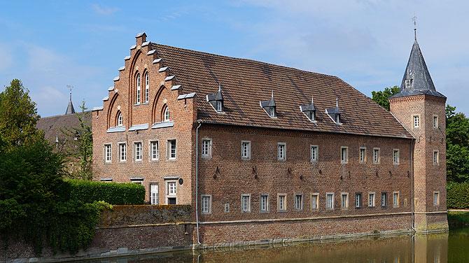 Schloss Gracht in Erftstadt Liblar