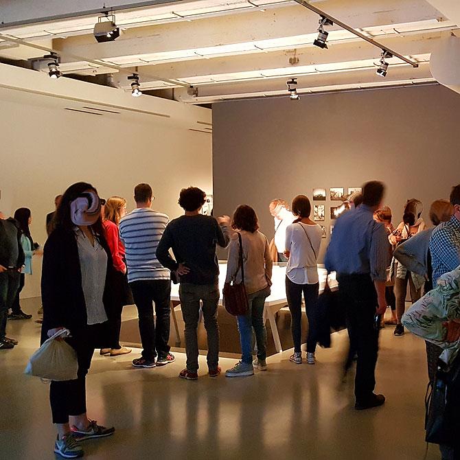 Ausstellung im Fridericanum