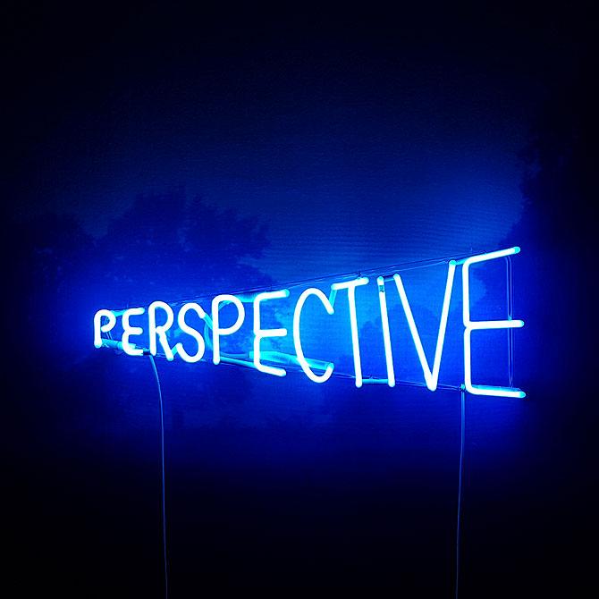 Eine Sache der Perspektive