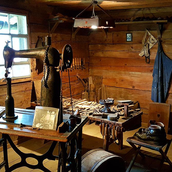 Werkstatt im Heimatmuseum Thalkirchen