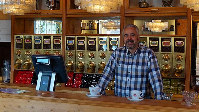 Für meinen Deutschland Reiseblog besuche ich die Hannoversche Kaffeemanufaktur