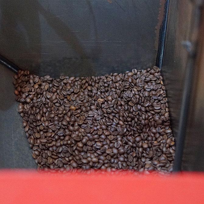 Hannoversche Kaffeemanufaktur auf Hochtouren
