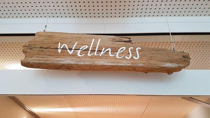 Wellness ist ein großes Thema im Inselbad Spiekeroog