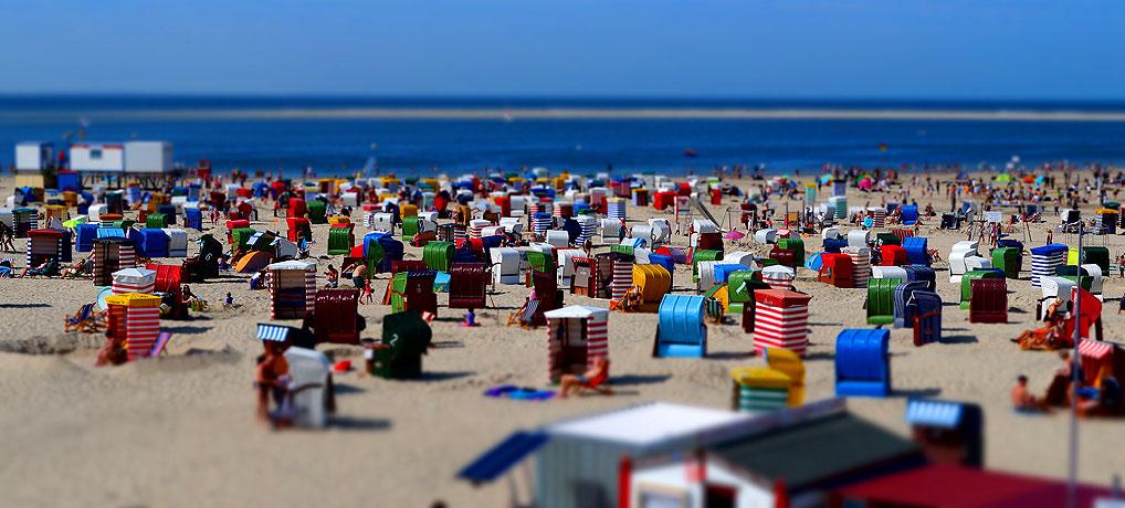 Urlaub auf Borkum
