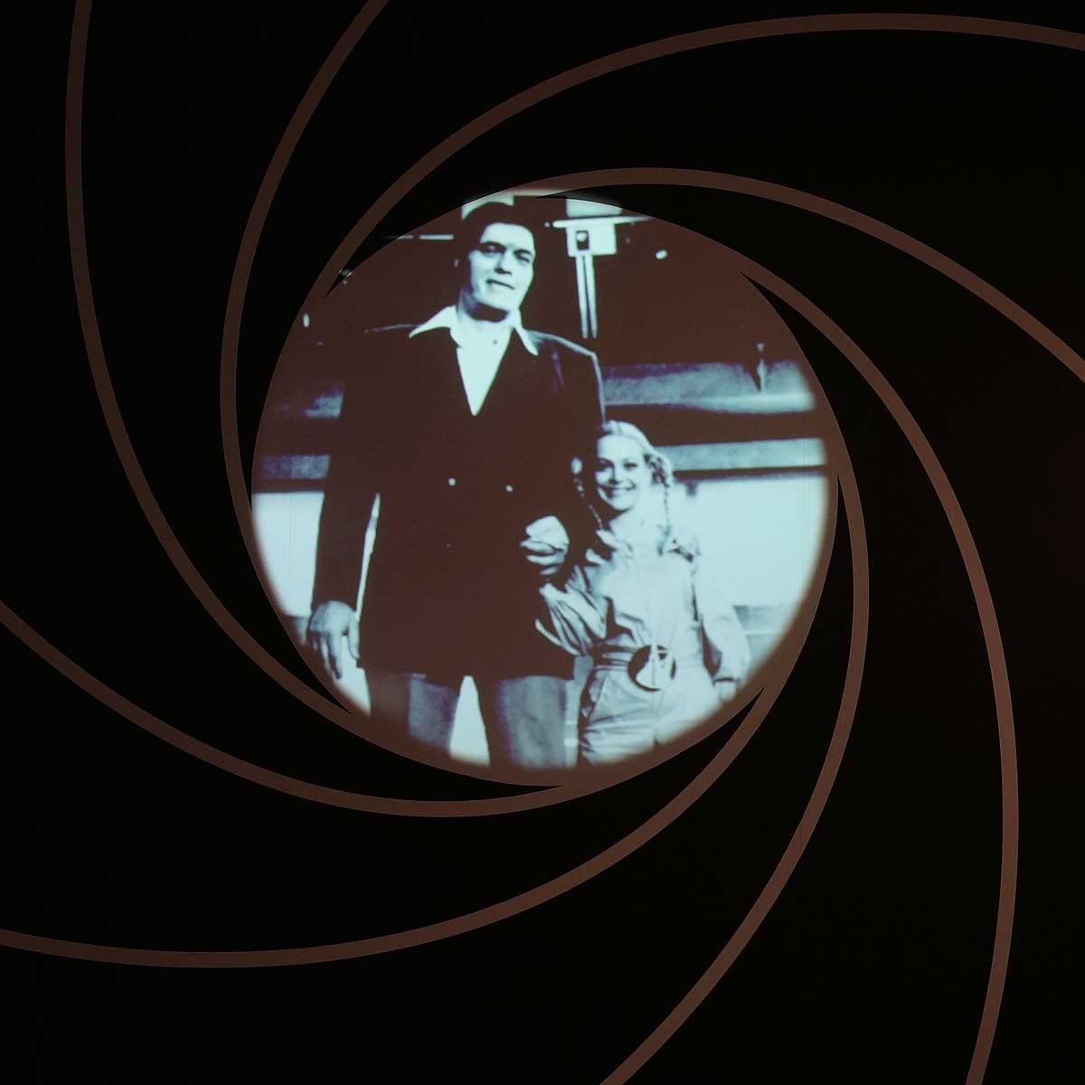 Szenen aus James Bond