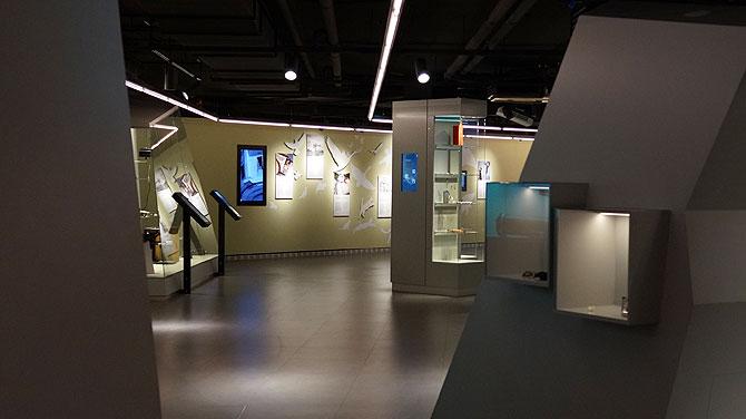 Die Ausstellung im Berliner Spionagemuseum