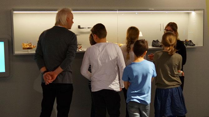 Kinder Führungen im Spionagemuseum