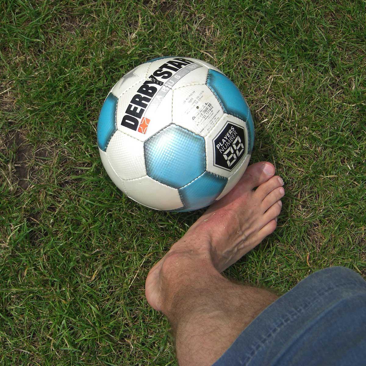Kick it like in Beckingen