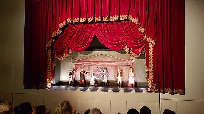 Zugabe vom Marionettenmacher