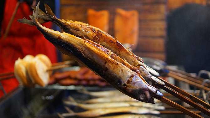 Köstlicher Stockfisch