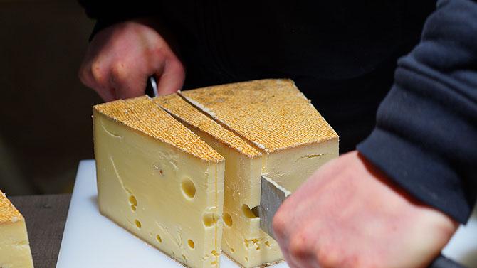 Käse ist Sache für den Käsbar