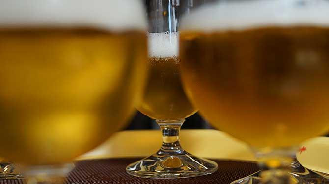 Craft Beer im Bierrufer