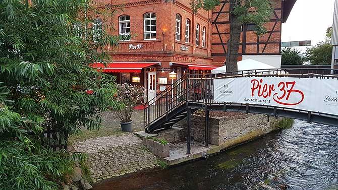 Pier 37 in Erfurt