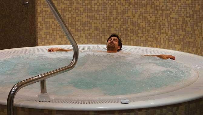 Whirlpool im Dorint Hotel Erfurt am Dom