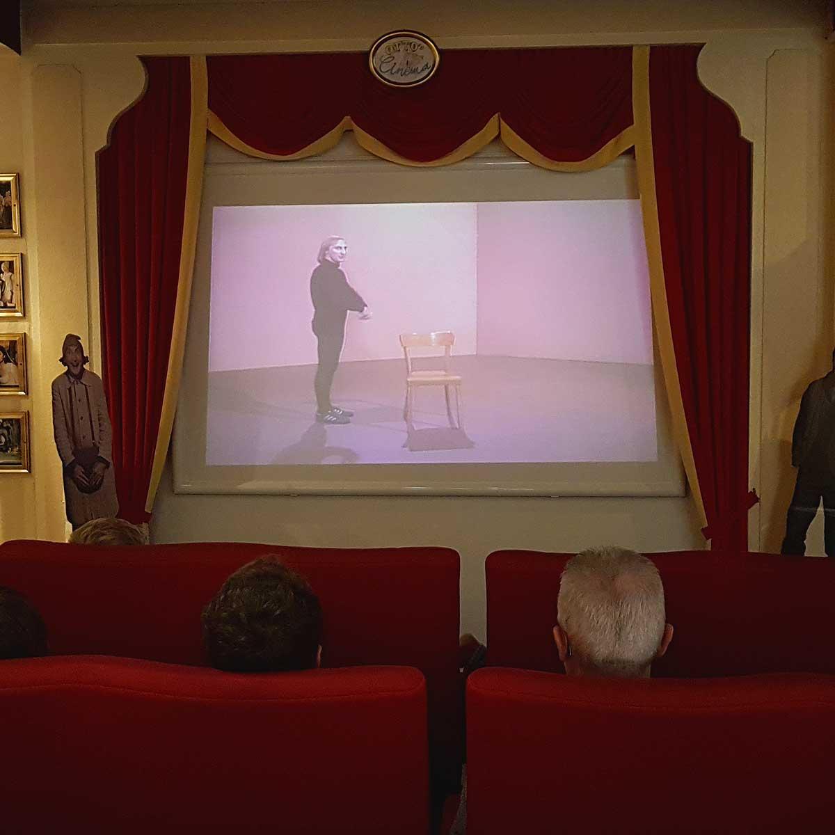 Filme im Otto Huus Emden