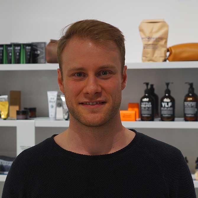 Christian Jüttner ist einer von zwei Chefs von Woodberg Darmstadt.