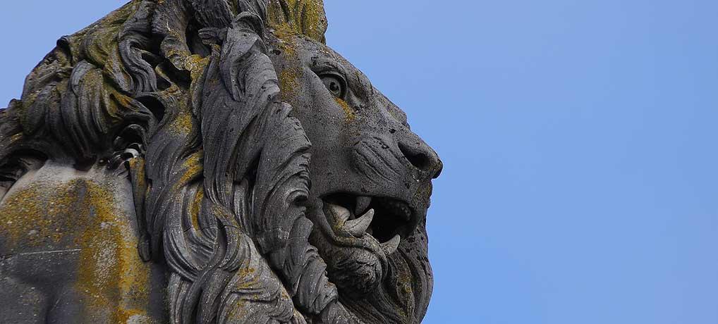 Lindau im Bodensee bietet die schönsten Sehenswürdigkeiten in Lindau wie den Löwen