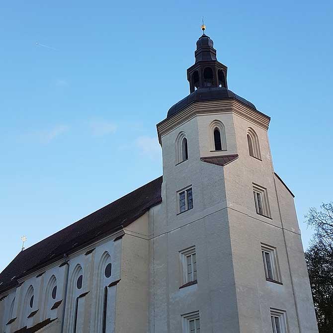Der Turm ist 41 Meter hoch