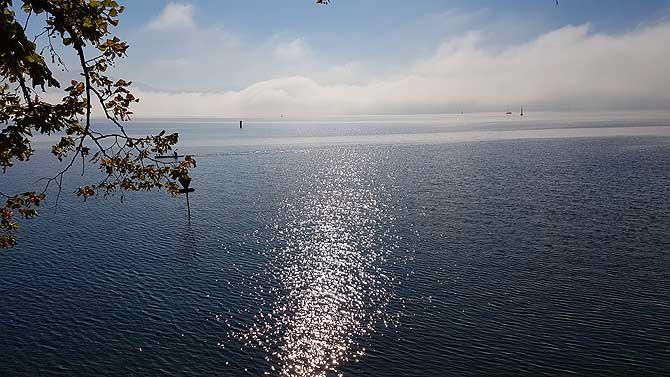 Panorama von der Gerberschanze