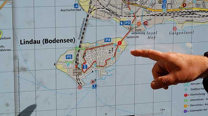 Lindau ist nicht nur eine Insel