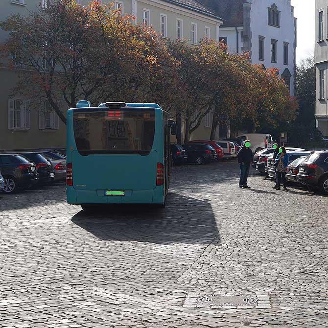 Verkehr in Lindau