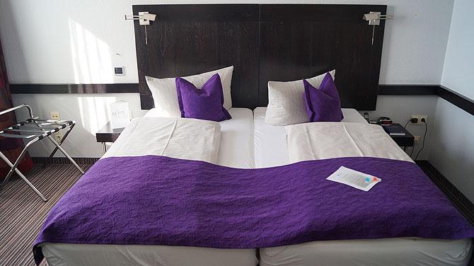 Komfort Zimmer im Cityhotel
