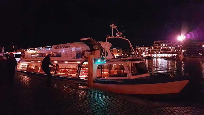 Ausflugsschiff auf der Müritz