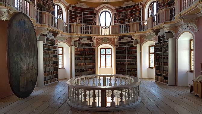Bibliothek im Füssener Stadtmuseum