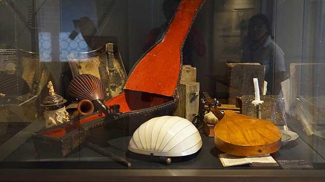 Laute im Füssener Stadtmuseum