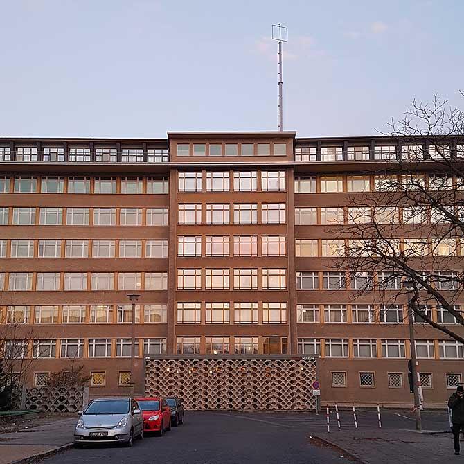 Stasimuseum, ehemals Hauptquartier