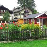 Fraueninsel, Garten