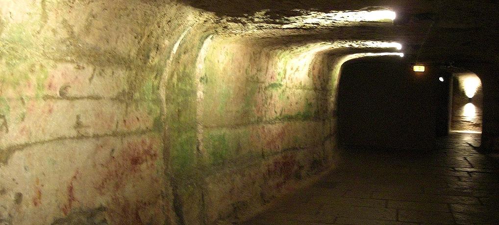 Die Nürnberger Felsengänge sind ein beliebtes Ausflugsziel in Nürnberg