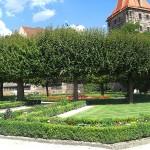 Burggartenanlage