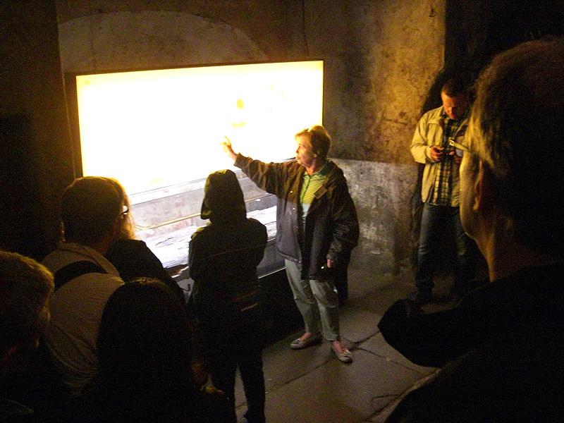 Führung durch die Nürnberger Felsengänge