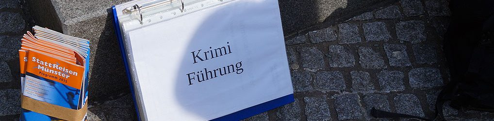 Krimiführung Tatort Münster