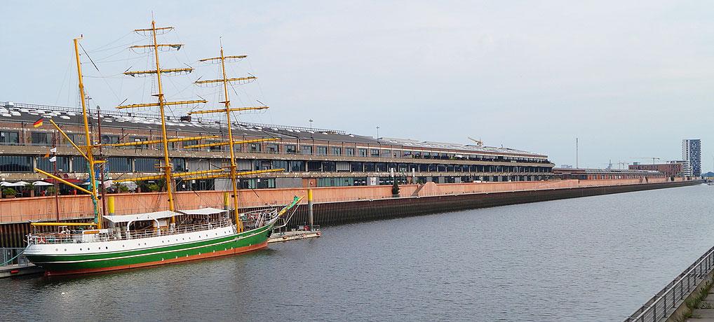 """Das Becks Schiff – Die """"Alex"""""""