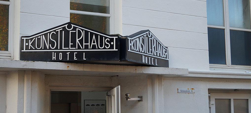 Hotel Künstlerhaus Norderney
