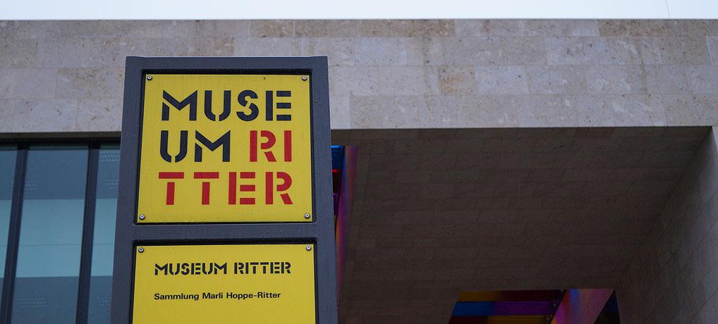 Das Ritter Sport Museum alias Museum Ritter in Waldenbuch