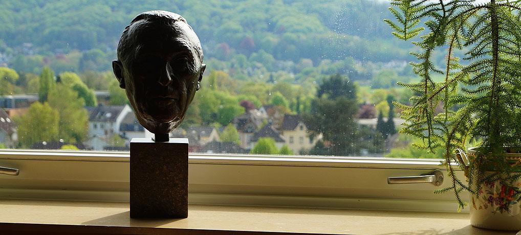 Das Konrad-Adenauer-Haus in Bad Honnef bei Bonn