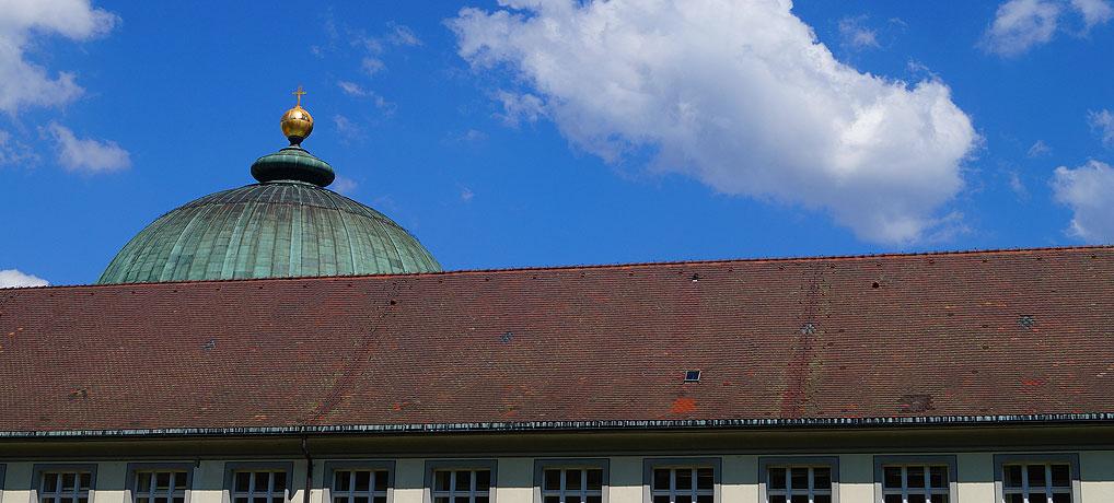 Der Dom St. Blasien im Schwarzwald