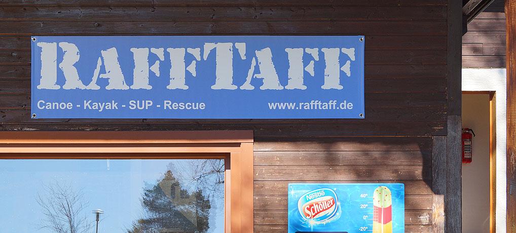 Raff Taff Camp im Schwarzwald am Schluchsee