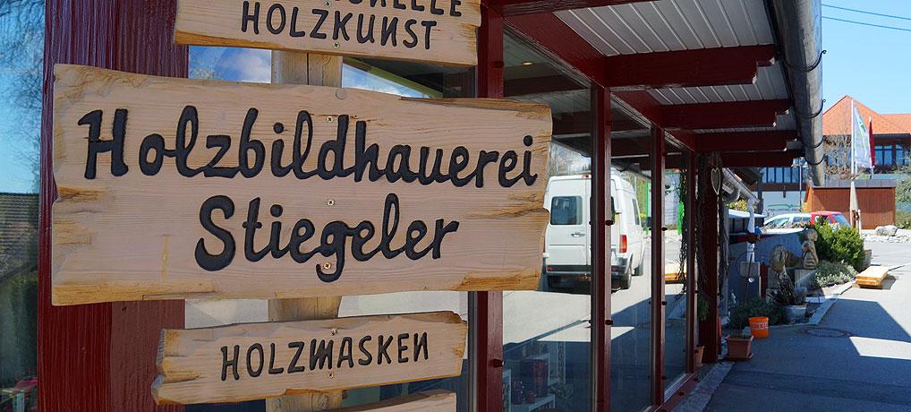 Das Atelier von Simon Stiegeler befindet sich in Grafenhausen im Schwarzwald.