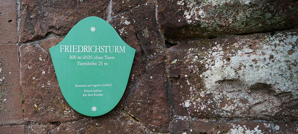 Friedrichsturm Freudenstadt