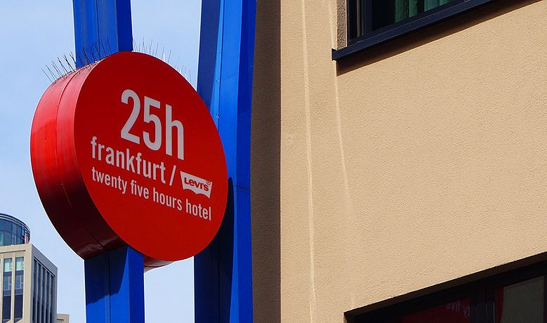 Hotel 25hours Frankfurt by Levis