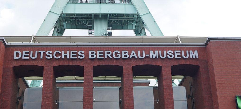 Das Deutsche Bergbaumuseum liegt in Bochum und damit perfekt im Pott.