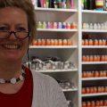 Brigitte Alberti ist Inhaberin der Gewürzschatulle in Konstanz am Bodensee